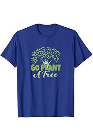 Earth Day Klimawandel abtes Earth Day Save the planet Go Plant a tree T shirt T-Shirt