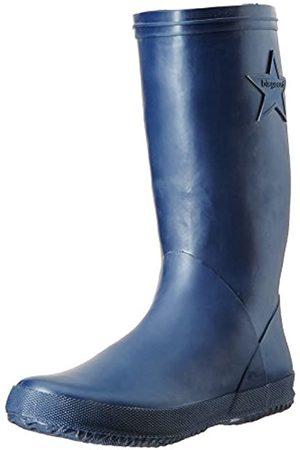 Bisgaard Unisex-Kinder Rubber Boot Star Gummistiefel, (20 Blue)