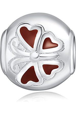 Nahla Damen-Bead 925 rhodiniert Emaille - 60177019