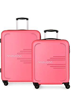 MOVOM Flash Koffer 69Cm, Koffer-Set, 5839564, Pink
