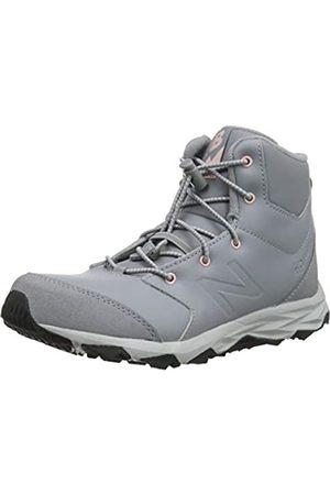 New Balance Unisex-Kinder 800 Sneaker, (Light Grey/Black Gy)