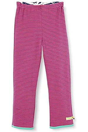 loud + proud Mädchen Reversible Pant Organic Cotton Hose