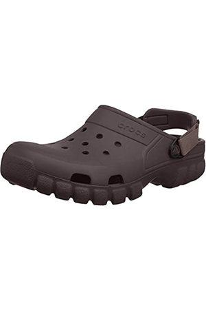 Crocs Offroad Sport Clog, Unisex - Erwachsene Clogs, (Espresso/Walnut)