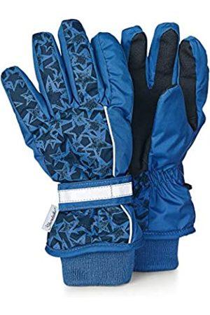 Sterntaler Wasserabweisende und wasserdichte Fingerhandschuhe mit Sternen-Motiv, Alter: 3-4 Jahre, Größe: 3