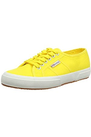 Superga Unisex-Erwachsene 2750 Cotu Classic Low-Top, (Sunflower)