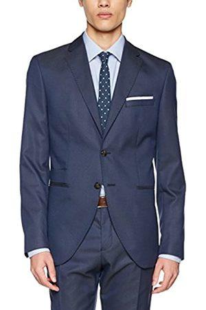 Selected Herren SHDONE-Maze DK. Blue Struct. Blazer STS Anzugjacke