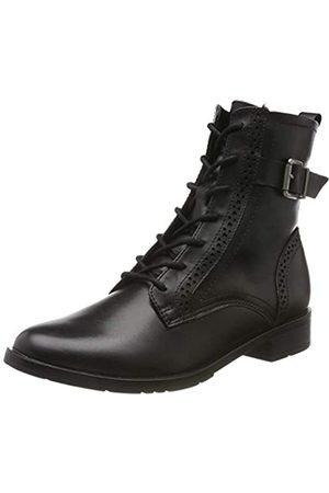 Jana 100% comfort Damen 8-8-25100-23 Stiefeletten, (Black 001)