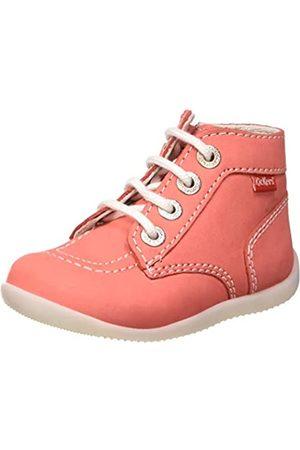 Kickers Unisex Baby Bonzip-2 Stiefel, Pink (Rose 132)
