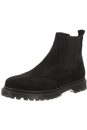 Bronx Damen Brifka-chunkyX Chelsea Boots, (01 Black)