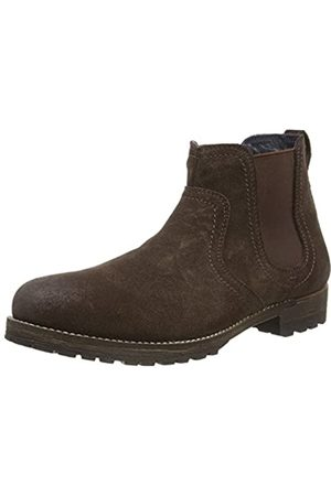 Red Tape Clifton, Herren Chelsea Boots, (Waxy Brown)