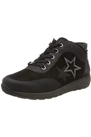 ARA Damen Osaka 1244537 Hohe Sneaker, ( ,Iron 05)