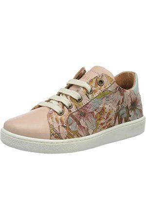 Bisgaard Mädchen Tilde Sneaker, Pink (Rose Flower 1615)