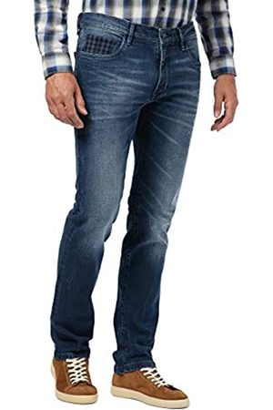 Pioneer Herren Rando RED Edition Straight Jeans