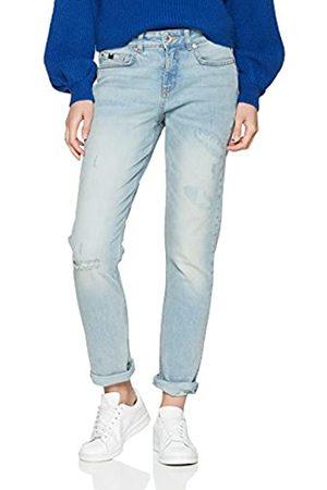 H.I.S Jeans Damen Johnny Boyfriend Jeans