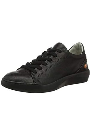 softinos Damen BAUK543SOF Sneaker, (Black 009)