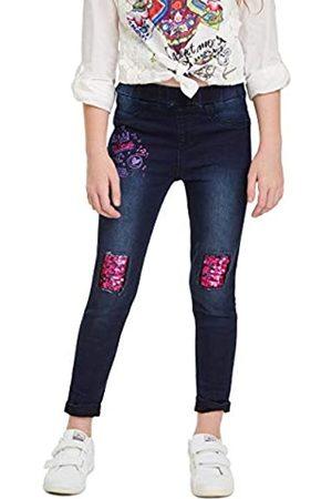 Desigual Mädchen Trousers Martin Jeans