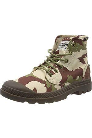 Palladium Unisex-Erwachsene Hi Og U Hohe Sneaker, Mehrfarbig (Gum/Camo U57)
