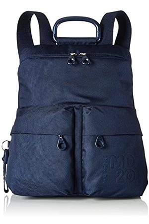 Mandarina Duck Damen Md20 Tracolla Rucksack, (Dress Blue)