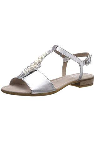 Gabor Shoes Damen Comfort Sport Riemchensandalen, Mehrfarbig