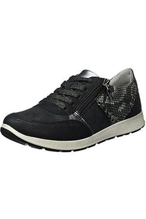Jenny Damen Glendale Sneaker, ( ,Nero/Fucile)