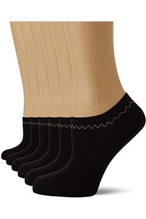 Nur Die Damen 6Er Feines Schuhsöckchen Füßlinge, ( 94)