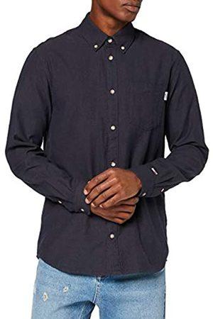 Tommy Hilfiger Herren TJM Two Tone Oxford Shirt Freizeithemd