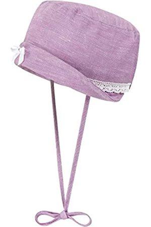 Döll Baby-Mädchen Bindehut Leinen Mütze