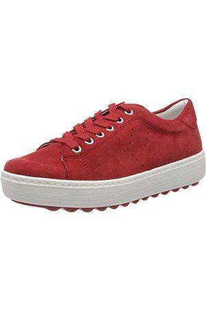 Remonte Damen D1004 Sneaker, (Flamme 33)