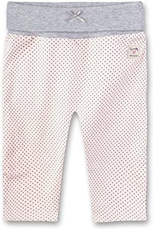 Sanetta Baby-Mädchen Trousers Woven Lined Hose