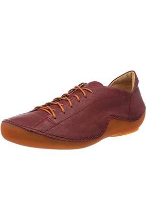 Think! Damen 686062_KAPSL Sneaker, (Cherry/Kombi 74)