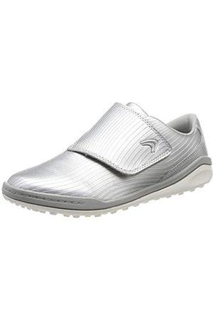 Clarks Jungen CircuitSwift Y Sneaker, (Silver Silver)
