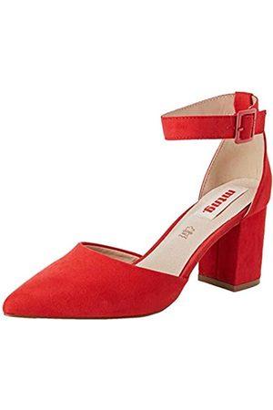 MTNG Damen 50587 Geschlossene Sandalen, (Antik Rojo C36630)