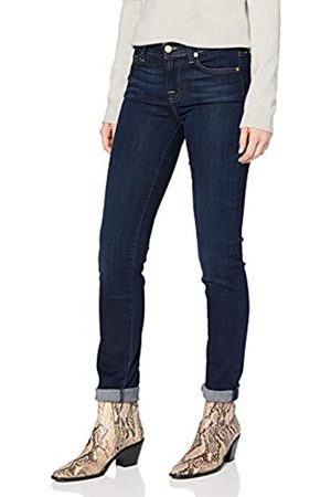7 for all Mankind Damen Slim Jeanshose MID RISE ROXANNE, Gr. W26/L33 (Herstellergröße: 26)