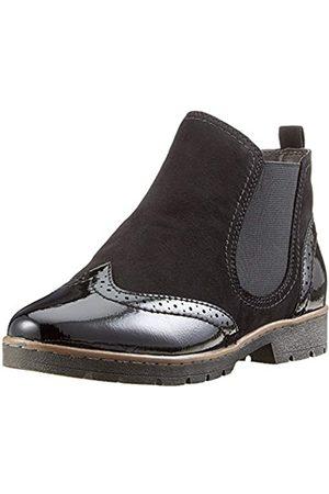 Soft Line Damen 25446-21 Chelsea Boots, (Black 001)