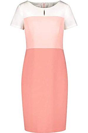 Gerry Weber Damen Kleid Mit Farbverlauf Figurumspielend