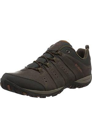 Columbia Herren Woodburn II Waterproof Wasserdichte Schuhe, (Cordovan, Cinna 231)