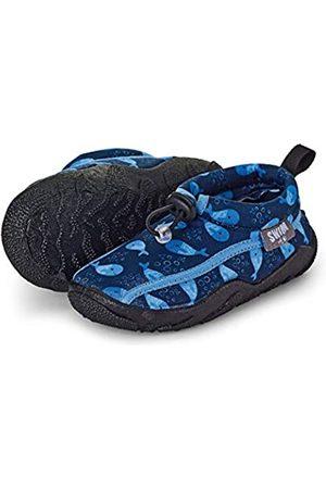 Sterntaler Jungen Aqua Schuhe, (Marine 300)