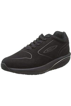 Mbt Herren -1997 Nubuck M Black/47 Sneakers, (Black 03u)
