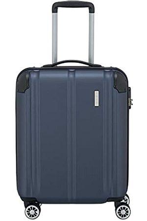 """Elite Models' Fashion Leicht, flexibel, sicher: """"City""""-Hartschalenkoffer für Urlaub und Business (auch mit Vortasche) Koffer, 55 cm"""