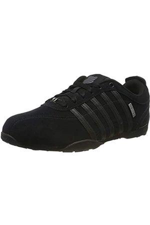K-Swiss Herren ARVEE 1.5 SDE Sneaker, (Black/Black 001)