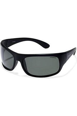 Polaroid 07886 - Sonnenbrille Damen und Herren Rechteckig - Leichtes Material - Polarisiert - Schutzkasten inklusiv