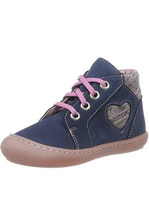 Däumling Baby Mädchen Steffi Sneaker, (Turino Jeans 42)