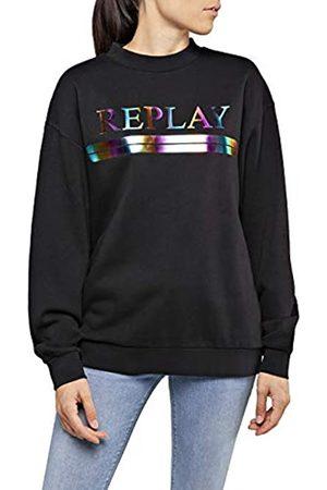 Replay Damen W3269 .000.21842 Sweatshirt