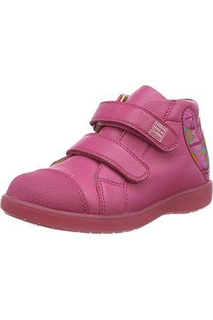 Agatha Ruiz de la Prada Mädchen 191931 Kurzschaft Stiefel, Pink ((Sauvage) B)