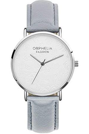 ORPHELIA Fashion Damen Analog Quartz Uhr Iconic mit Leder Armband