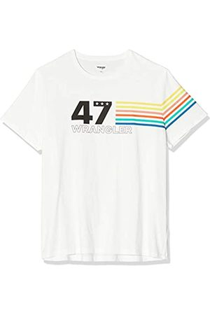 Wrangler Herren SS Rainbow Tee T-Shirt