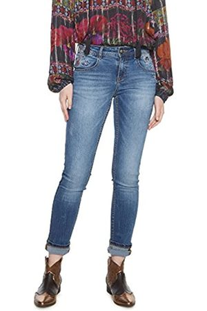Desigual Damen Denim_REFRIPOSAS Slim