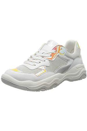Primigi Mädchen Scarpa Bambina Sneaker, (Bianco 5381111)