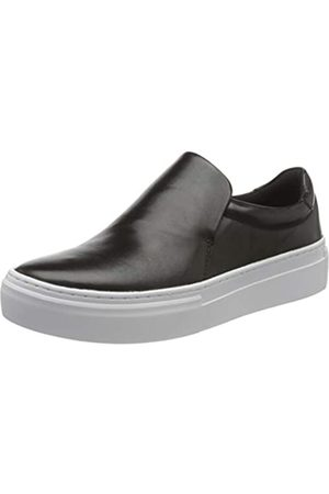 Vagabond Damen Zoe Platform Slip On Sneaker, (Black 20)