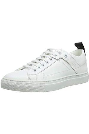 HUGO BOSS Mayfair DetLow Cut-C, Damen Sneaker, (White 100)